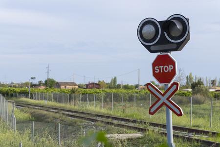 level: Level crossing.
