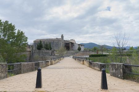 privileged: Fountain virgin Teruel, Spain.