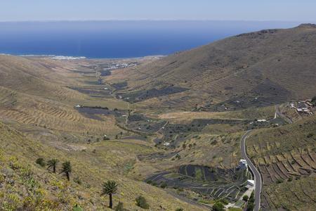 lanzarote: Lanzarote Canary Islands, Spain.