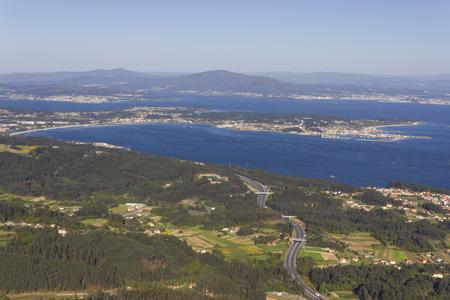 galician: Galician stuary Spain. Stock Photo
