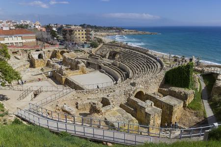 Colisum of Tarragona, Spain.