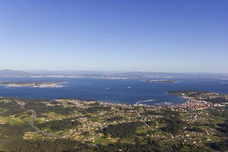 galician: Galician stuary. Stock Photo