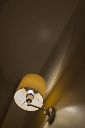 wall lamp: Wall lamp.