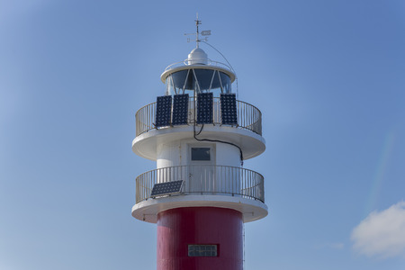 lighthouse keeper: Cape Ortegal lighthouse.