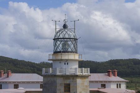 lighthouse keeper: Estaca de Bares lighthouse.