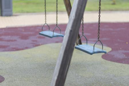 municipal utilities: Swings.