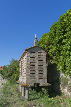 granary: Granary. Stock Photo