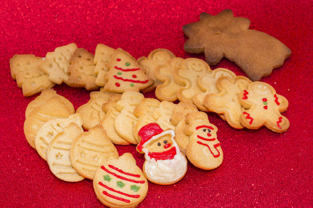 galletas de navidad: Cookies de la Navidad.