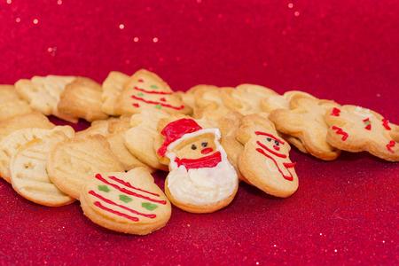 christmas cookies: Christmas cookies.