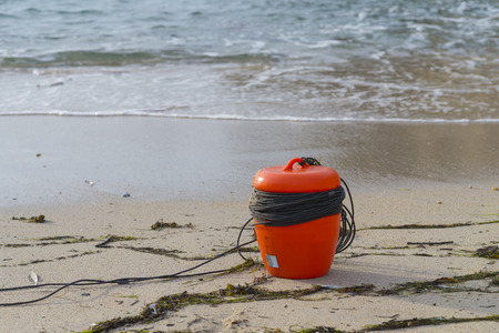 buoy: Buoy. Stock Photo