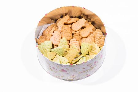 galletas de navidad: galletas hechas en casa de la Navidad.