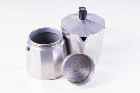 grecas: Cafetera.
