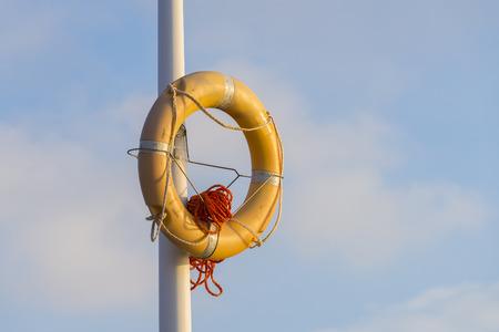 watchman: Lifeguard float.