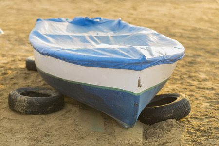 pleasure craft: Boat.