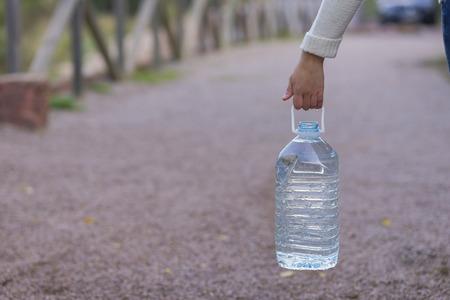clean water: Fresh water.