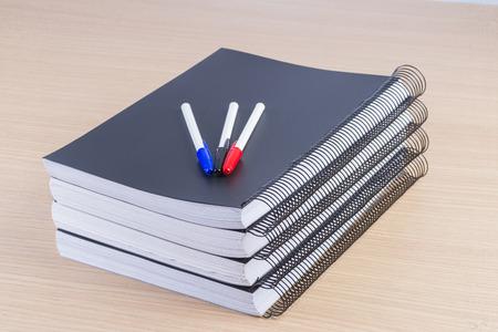 school books: Studies.
