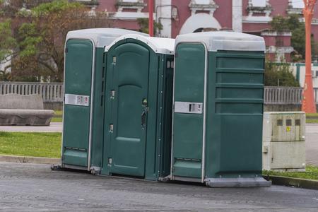 municipal utilities: Public bathrooms.