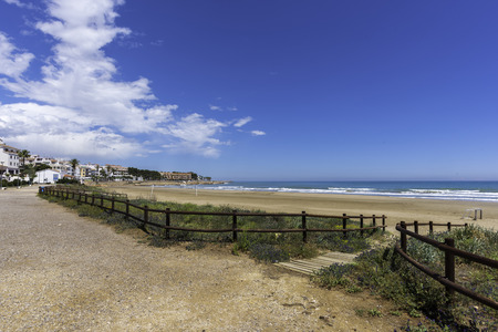Alcocebre (Castellon, Spain).