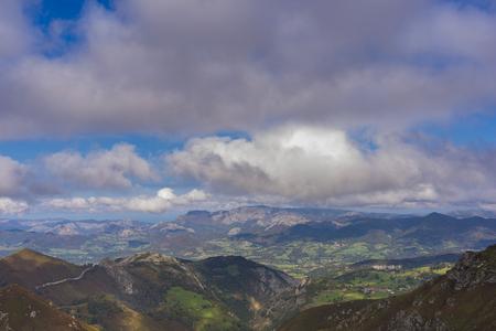 covadonga: Peaks of Europe in Covadonga (Asturias, Spain).