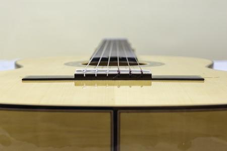 Spanish guitar. Stock Photo