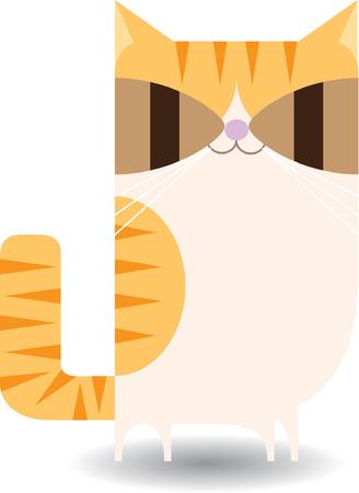 Orange Kitty (Cat)