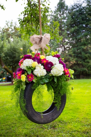 decor: Decor or decorations are made up of these beautiful wedding flowers in a mixed bunch.
