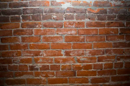 아름 다운 벽돌 벽 추상적 인 배경 질감 이미지. 스톡 콘텐츠
