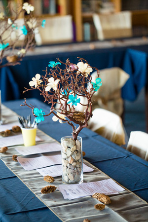 Love bird theme used in the wedding reception decorations features love bird theme used in the wedding reception decorations features stock photo picture and royalty free image image 54803266 junglespirit Gallery