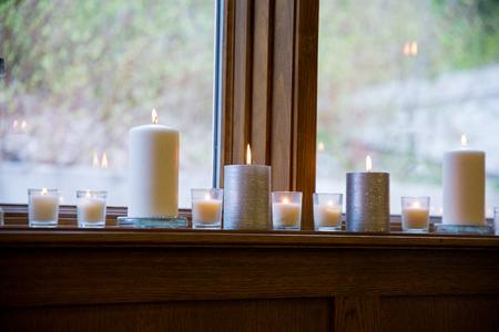 candlelit: Wedding Ceremony Candles
