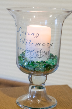 Loveing Memory Candle