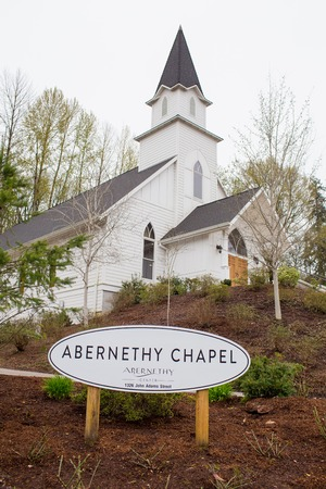 famous industries: Abernethy Center and Chapel in Oregon