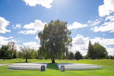 Golfbaan trouwlocatie