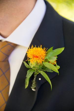 cuff link: Groom Formal Attire on Wedding Day