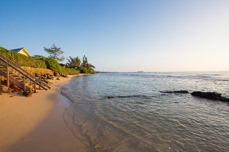 Tropical Paradise Beach Oahu Hawaii