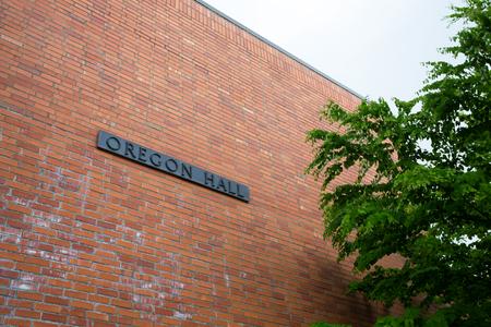 オレゴン州舎 報道画像