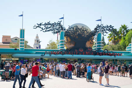 Disneyland California Adventure Theme Park