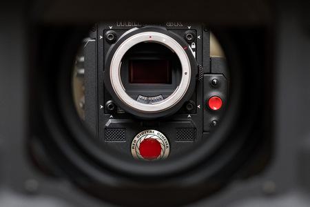 RED Digital Cinema Epic-W Camera Editorial