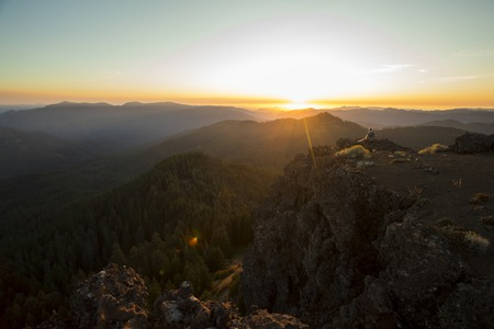 Iron Mountain Hike in Oregon