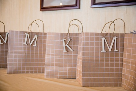 Bridal Party Gifts at Wedding