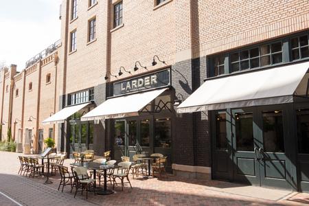 Larder Restaurant San Antonio Texas