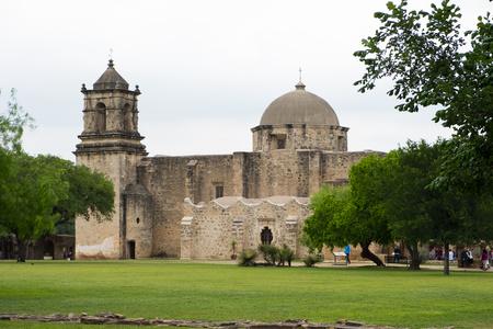 Mission San Jose San Antonio Texas