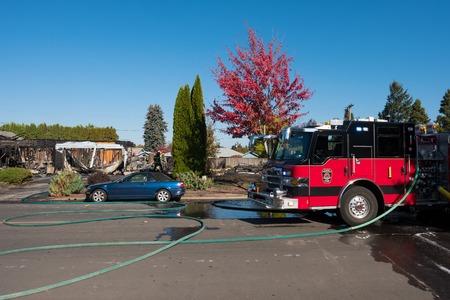 Arson Gunman Incident in Springfield Oregon October 27