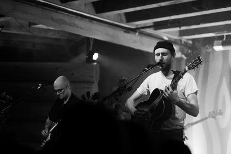 Novo Amor Performance at Doug Fir Portland Oregon