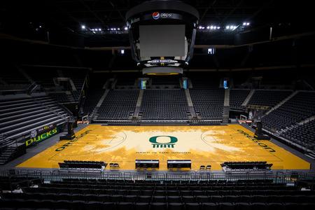 Matthew Knight Arena at University of Oregon
