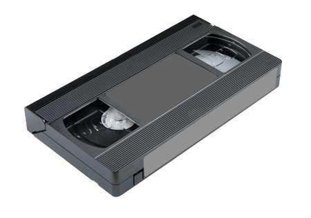 videocassette: cara de la cinta de