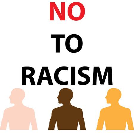 racismo: Racismo Vectores