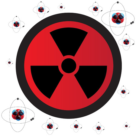 caution chemistry: Nuclear Symbol