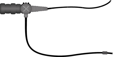 endoscope: Endoscope Illustration