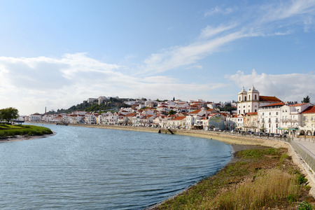 City of Alcacer do Sal in Portugal Sajtókép