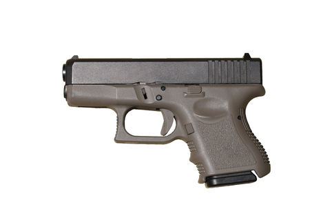 Image of a handgun